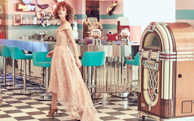 Rüya gibi abiye elbise koleksiyonu